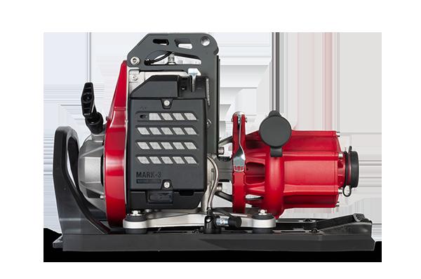 La pompe portative à haute pression MARK-3MD édition Watson pour les pompiers forestiers